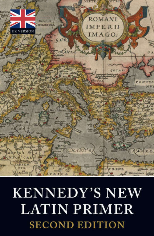 Kennedy's New Latin primer (UK version) cover