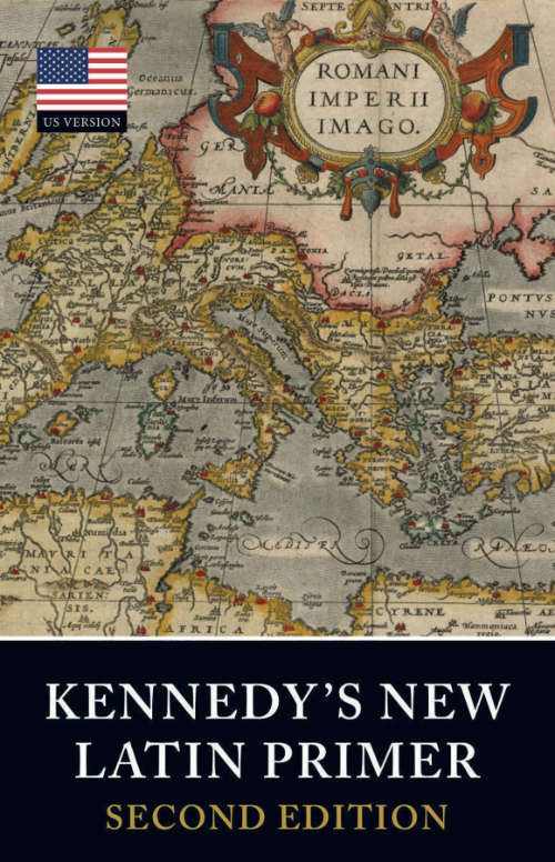 Kennedy's New latin Primer (US version) cover